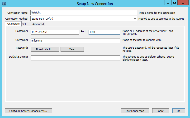 NetSight – External MySQL Queries – Extreme Networks Guru